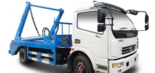 扬州10吨餐厨垃圾车报价_专用汽车资讯_中联重科餐厨垃圾车