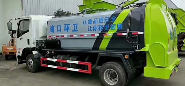 垃圾清运环卫车车改装垃圾清运环卫车车改装_垃圾车 餐厨垃圾车 价格_封闭式餐厨垃圾车