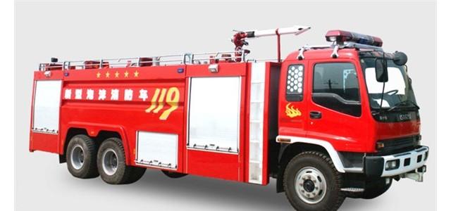 乌鲁木齐消防洒水车报价-乌鲁木齐汽车建筑_12吨洒水车厂家