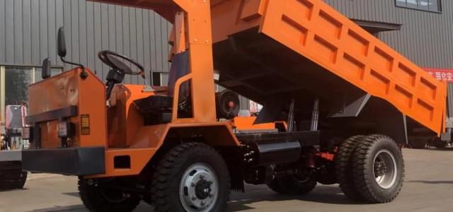 防城港后驱矿用渣土车窄体工程运输车-防城港机械设备_对接垃圾车