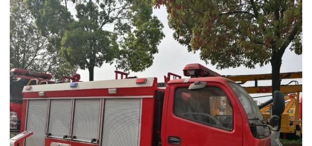 石嘴山森林消防车销售厂家 - 石嘴山机械及行业设备_大型救援车