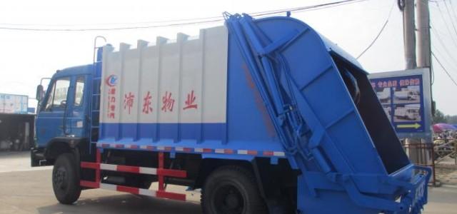 【環衛壓縮垃圾車廠家】_壓縮式垃圾車要交購置稅嗎