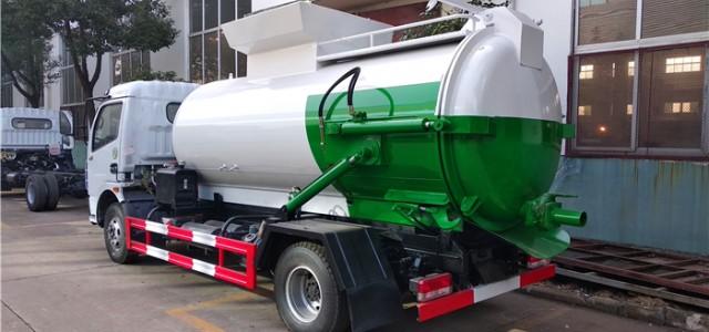 【中联重科纯电动餐厨垃圾车餐厨垃圾垃圾车有多大】_餐厨垃圾车构造