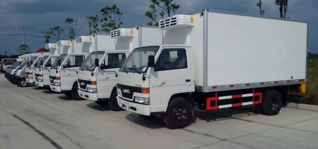 上海到延安水果/蔬菜/食品/冷藏车整车物流运输欢迎您的来电_冷藏车抓超载吗