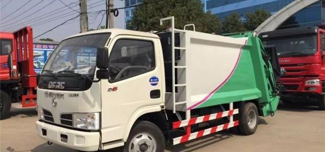 鸡泽国六密封压缩对接垃圾车图片/参数 - 鸡泽交通运输_压缩式对接垃圾车现存问题