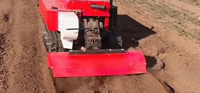 桃源5吨随车吊履带运输车_压缩垃圾车