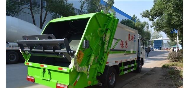 平凉清洁垃圾车售价