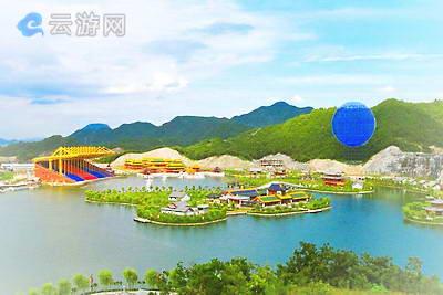 台州神仙居风景区