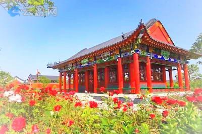 杭州皋亭山景区
