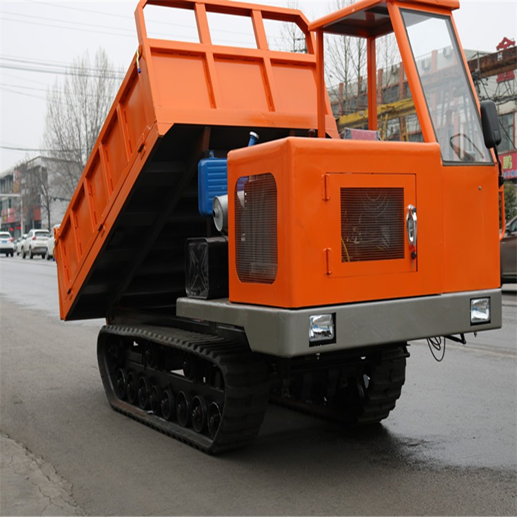 大埔履带翻斗自卸车配置山区专用自卸车-机械设备