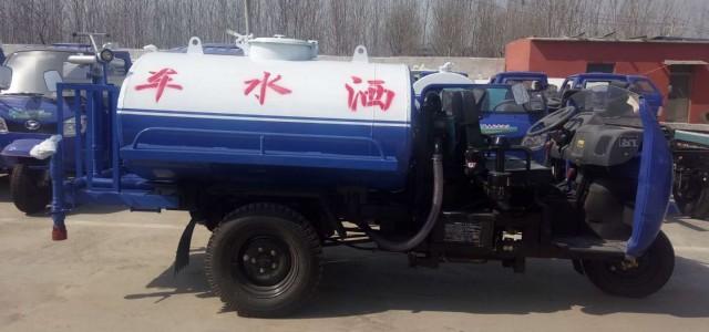 齐齐哈尔市铁锋区程力洒水车东风洒水车厂家客户至上
