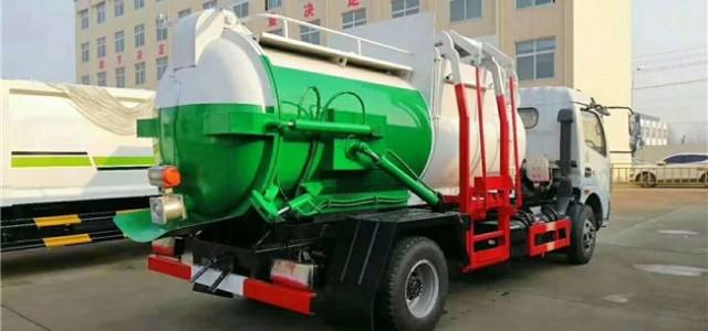 莱芜挂桶垃圾车制造商