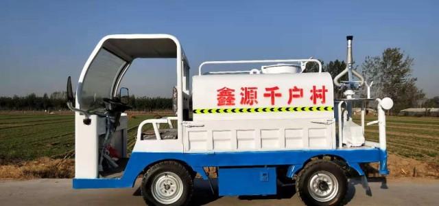 永康电动洒水车型号齐全 - 永康机械及行业设备