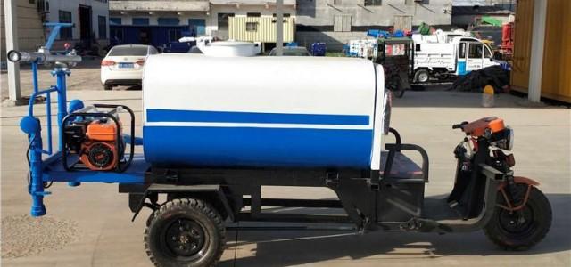 东至小型洒水车直销抑尘降尘洒水车 - 东至环保