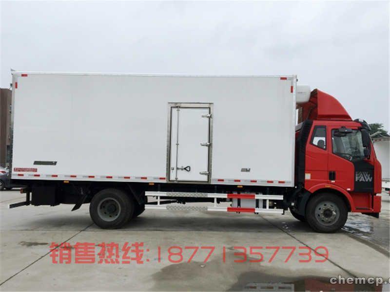 東明冷藏車銷售價格_冷藏車能改成普通箱式貨車嗎