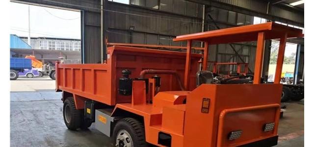 瑞金5吨土方工程车