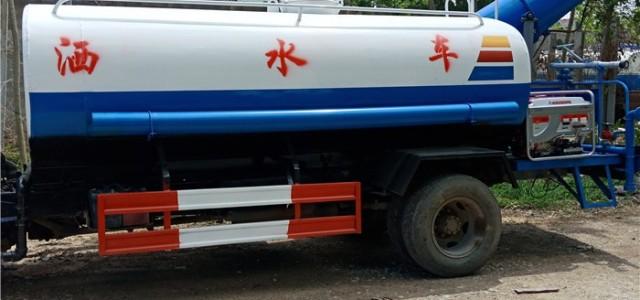 嵩縣二手五噸加油車+車型新穎高檔_菏澤汽油加油車