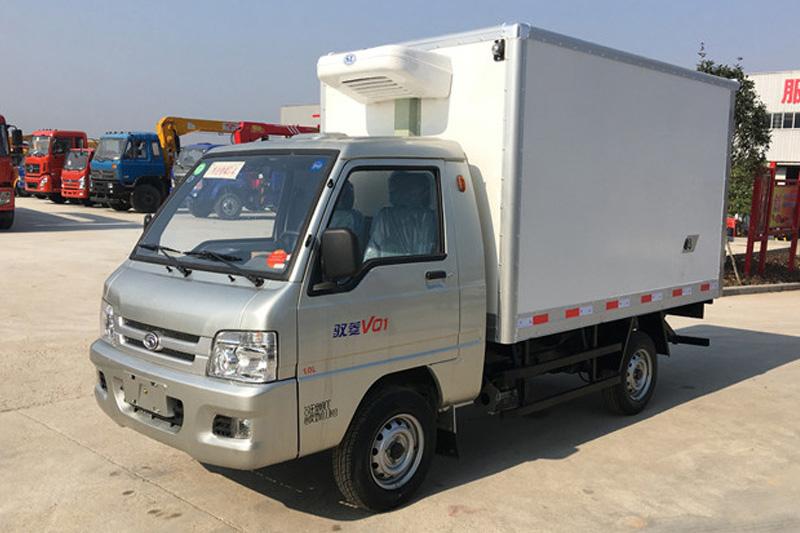 福田馭菱冷藏車圖片