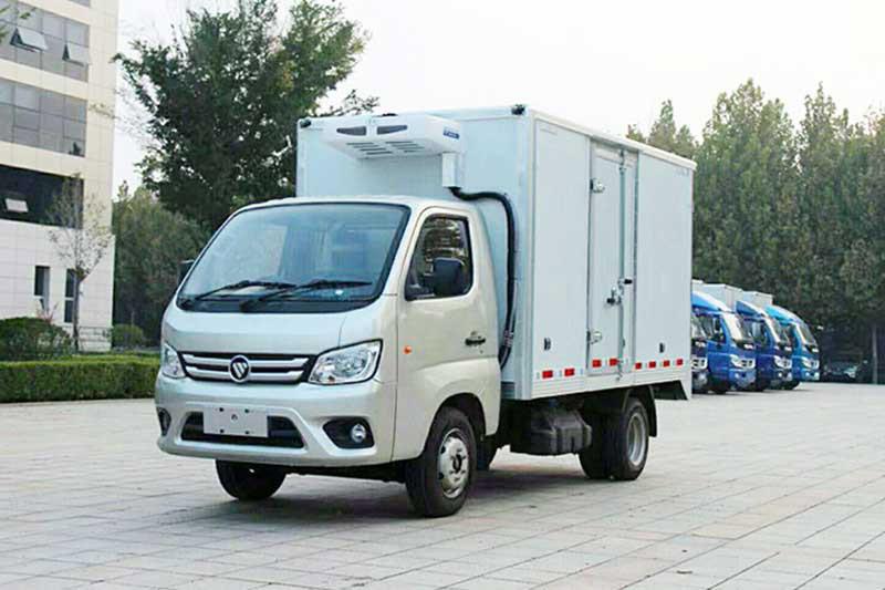 福田祥菱M1冷藏車圖片