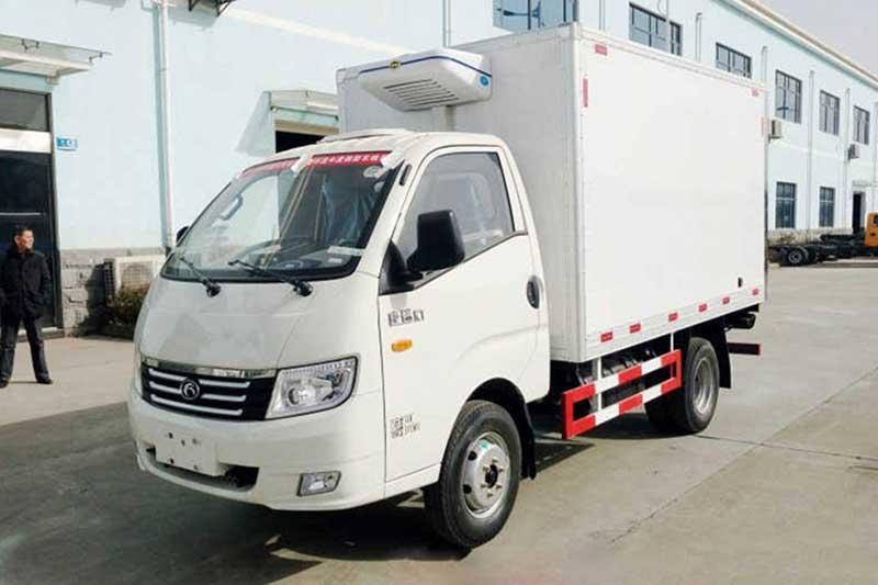 福田康瑞K1小型冷藏車圖片