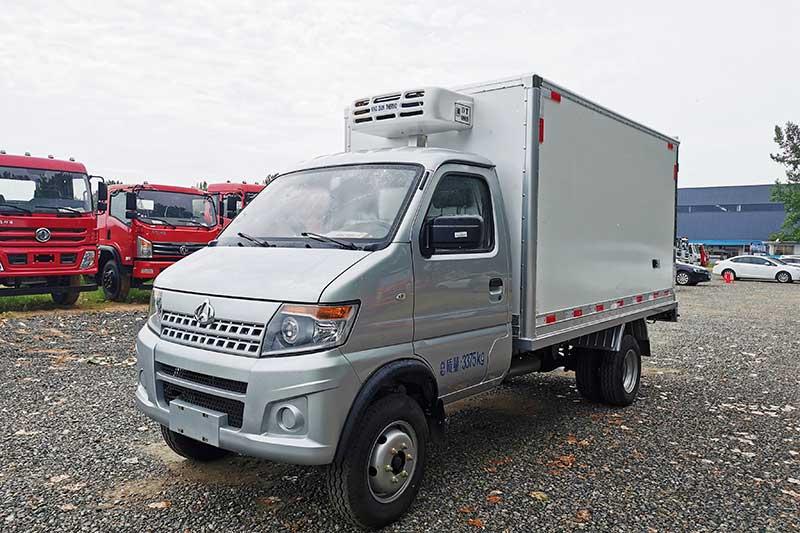 長安神騏1.5L冷藏車圖片