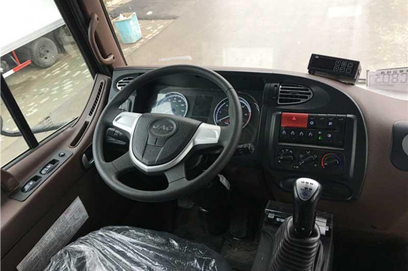 江淮格爾發K5單橋冷藏車 中型冷藏車 第6張