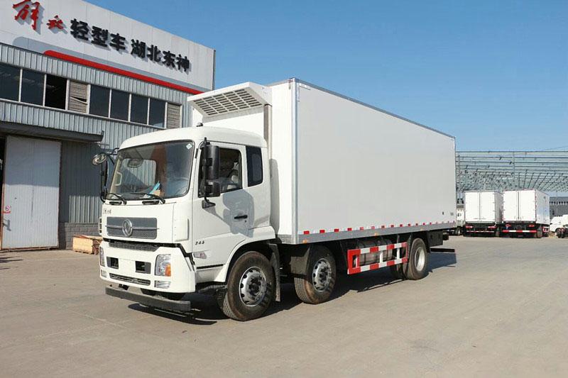 東風天錦小三軸冷藏車圖片