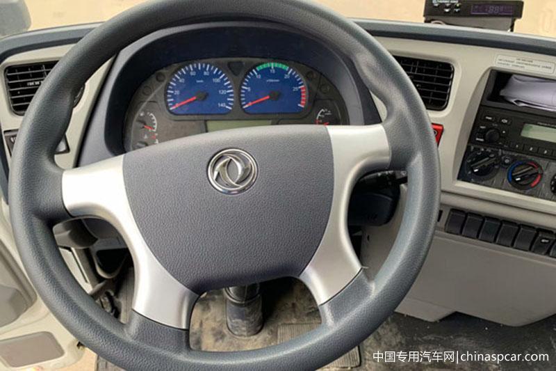东风天锦VR前四后四冷藏车 大型冷藏车 第6张