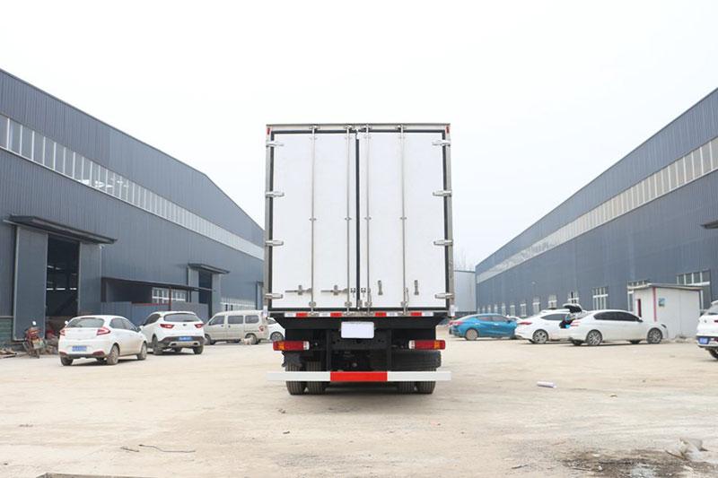 福田歐曼前四后八冷藏車 大型冷藏車 第4張