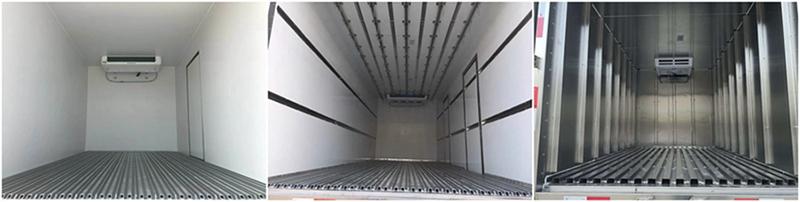 解放7.7米冷藏車 大型冷藏車 第4張