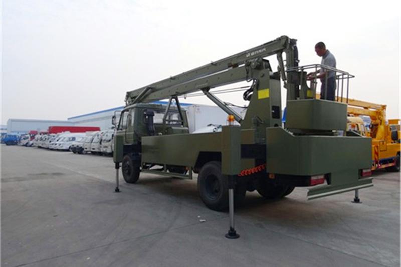 东风153型24米高空作业车 高空作业车 第4张