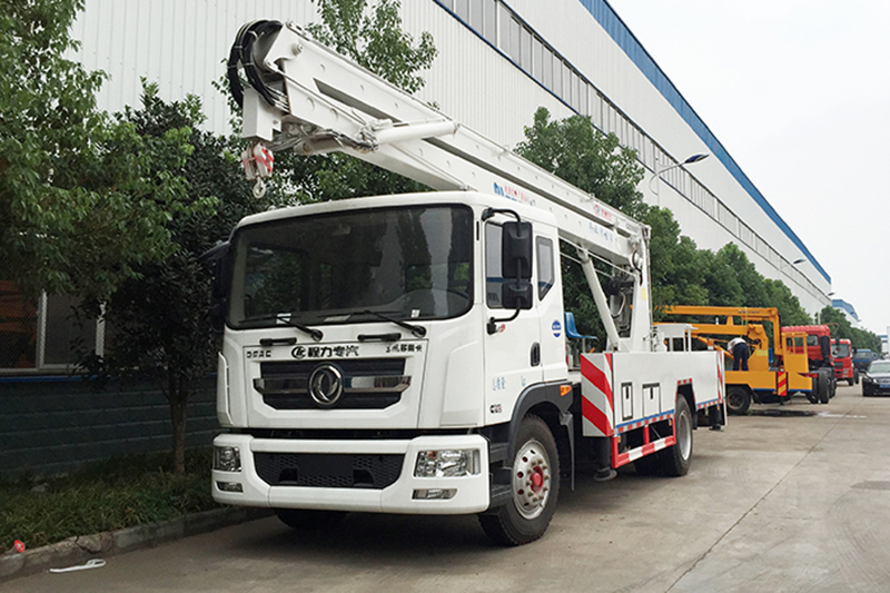 东风D9型20米高空作业车图片