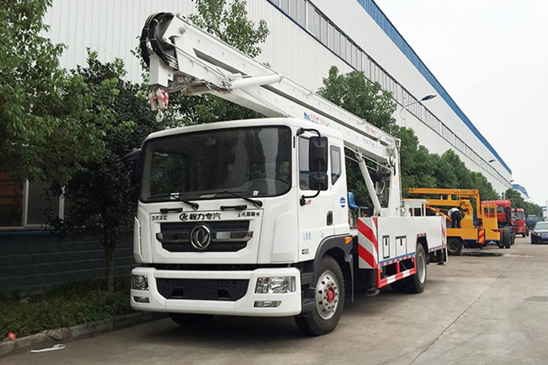 东风D9型20米高空作业车 高空作业车 第1张